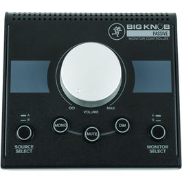 Image for Big Knob Passive Monitor Controller from SamAsh
