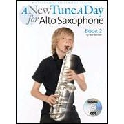 Image for A New Tune A Day for Alto Saxophone Book 2 (Book and CD) from SamAsh
