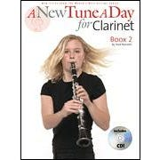 Hal Leonard A New Tune A Day for Clarinet Book 2 (Book and CD)
