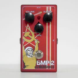 Image for BMP-2 Fuzz Effect Pedal from SamAsh