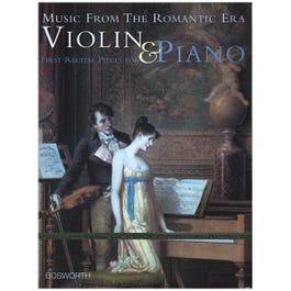 Image for Music From Romantic Era: Violin & Piano Grades 1-3 from SamAsh