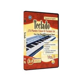 Image for 2in1 Bilingual –Teclado • Vol 3 DVD from SamAsh