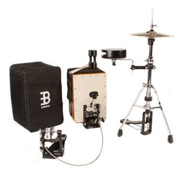 Meinl Percussion Cajon Drum Set Hybrid Percussion Kit