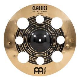 "Image for 16"" Classics Custom Dual Trash Crash Cymbal from Sam Ash"