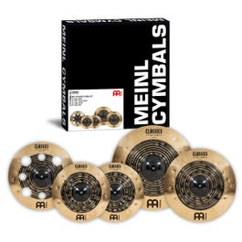 Image for Classics Custom Dual Expanded Cymbal Set from Sam Ash