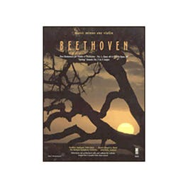 Image for Beethoven-Two Romanes-Violin & Orchestra No.1