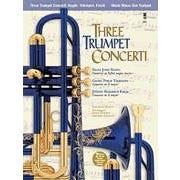 Hal Leonard Three Trumpet Concerti-Telemann, Fasch &Haydn