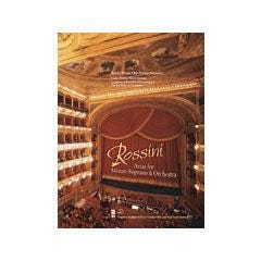 Image for Rossini-Opera Arias For Mezzo Soprano and Orchestra (Book and CD) from SamAsh