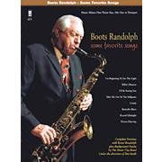 Hal Leonard Boots Randolph - Some Favorite Songs-Tenor Sax, Alto Sax or Trumpet -Book + Audio Online