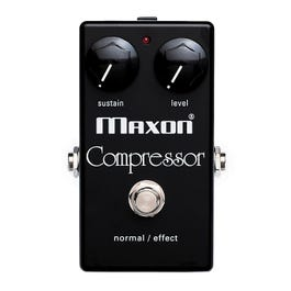 Image for CP101 Compressor Guitar Effects Pedal from SamAsh