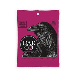 Darco D930 Nickel Wound Electric Guitar Strings, Extra Lights - 9's, 9-42