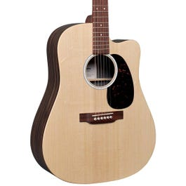Image for X Series DC-X2E Macassar Acoustic-Electric Guitar from SamAsh