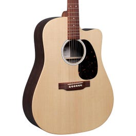 Image for DC-X2E Rosewood Acoustic-Electric Guitar from SamAsh