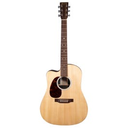 Martin DC-X2E Rosewood Left-Handed Acoustic-Electric Guitar