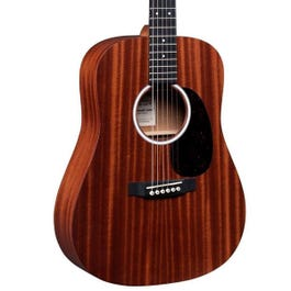 Image for DJR-10E Acoustic-Electric Guitar (Sapele Top) from SamAsh