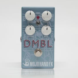 Mojo Hand FX DMBL Overdrive Guitar Effects Pedal