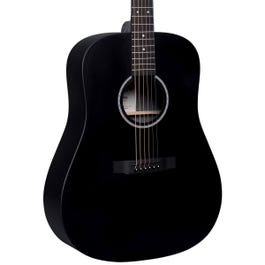 Image for D-X1E Black Acoustic-Electric Guitar from SamAsh
