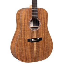 Image for D-X1E Koa Acoustic-Electric Guitar from SamAsh