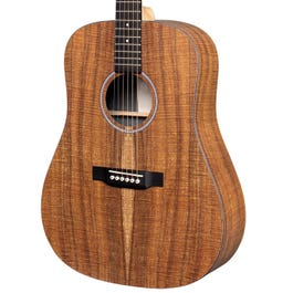 Image for D-X1E Koa Left-Handed Acoustic-Electric Guitar from SamAsh