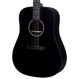 Image for D-X1E Black Left-Handed Acoustic-Electric Guitar from SamAsh