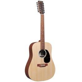 Martin D-X2E 12-String Acoustic-Electric Guitar (Restock)