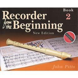 Image for Recorder From The Beginning: Book 2 from SamAsh