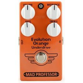 Image for Evolution Orange Underdrive Effect Pedal from SamAsh