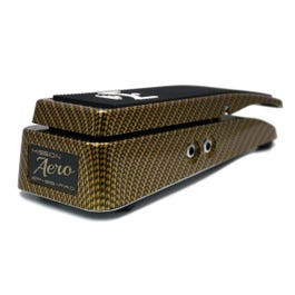 Image for EP-25-PRO Aero Expression Pedal (Gold Carbon) from SamAsh