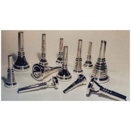 Image for Charlie Loper Tenor Trombone Mouthpiece (ET3) from SamAsh