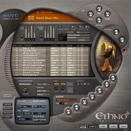 Image for Ethno Instrument 2 Universal World/Ethnic Virtual Instrument Plug-in from SamAsh