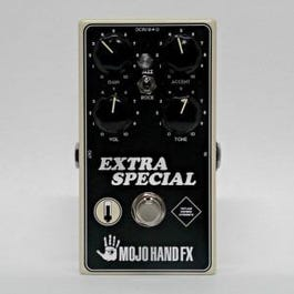 Mojo Hand FX Extra Special Overdrive Guitar Effects Pedal