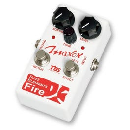 Image for FF10 Fuzz Elements Fire Guitar Effects Pedal from SamAsh