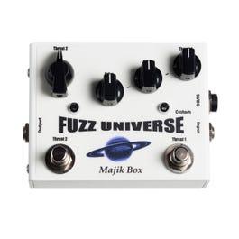 Majik Box FU-2C Paul Gilbert Fuzz Universe Custom Overdrive/Boost Pedal