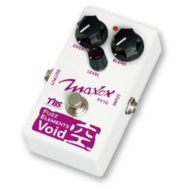 Image for FV10 Fuzz Elements Void Guitar Effects Pedal from SamAsh