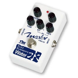 Image for FWA10 Fuzz Elements Water Guitar Effects Pedal from SamAsh