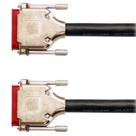 Image for Gold DB25 to DB25 Analog Interface Cable (Assorted lengths) from SamAsh