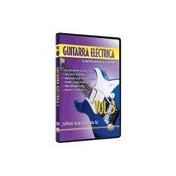 Image for Guitarra Eléctrica Vol 3 (DVD) from SamAsh