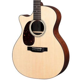 Image for GPC-16E Mahogany Left-Handed Acoustic-Electric Guitar from SamAsh