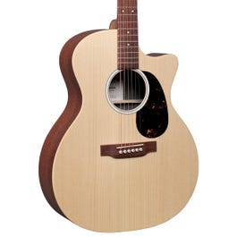 Image for GPC-X2E Mahogany Acoustic-Electric Guitar from SamAsh