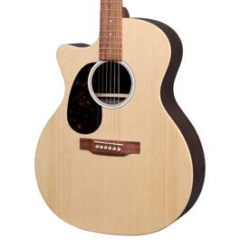 Image for GPC-X2E Rosewood Left-Handed Acoustic-Electric Guitar from SamAsh