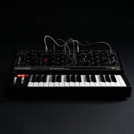Image for Grandmother Semi-Modular Analog Synthesizer (DK-01 Dark) from SamAsh