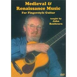 Image for Medieval and Renaissance Music for Fingerstyle Guitar from SamAsh