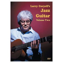 Image for Larry Coryell's Jazz Guitar Volume 2 (DVD) from SamAsh