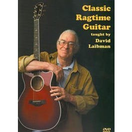Mel Bay Classic Ragtime Guitar (DVD)
