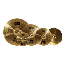 """Image for HCS Cymbal Pack with Free 10"""" Splash from SamAsh"""