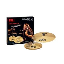 "Meinl Cymbals HCS Basic Cymbal Set - 18"" Crash"