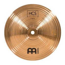 """Image for HCS Bronze 8"""" High Bell Cymbal from SamAsh"""