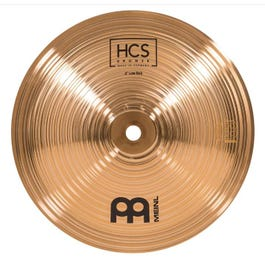 """Image for HCS Bronze 8"""" Low Bell Cymbal from SamAsh"""