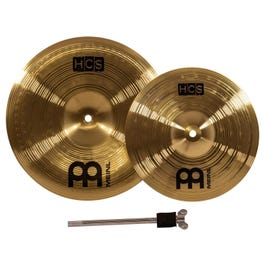 Meinl Cymbals HCS-FX Cymbal Stack Pack with FREE Cymbal Stacker