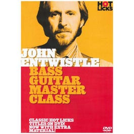 Image for John Entwistle Bass Guitar Master Class from SamAsh
